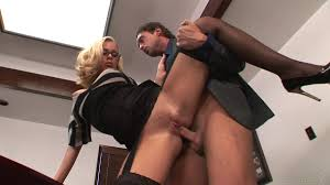 Busty blonde beauty Nicole Aniston fucked and cum filled.