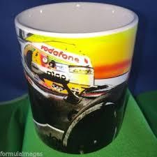 Perfect Right; Lewis Hamilton McLaren Formula 1 Artistic Coffee Mug.