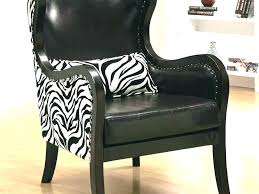 entranching leopard print accent chair at animal zebra coaster furniture furniturepick