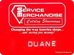 Service Merchandise catalog showrooms photo - Don Boyd photos at pbase.com