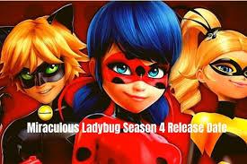 season 4 miraculous ladybug release