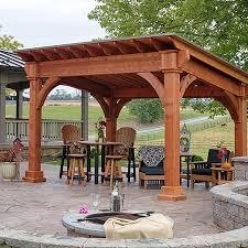 cedar pavilion kits. Contemporary Pavilion PavilionSantaFeCedarkit For Cedar Pavilion Kits
