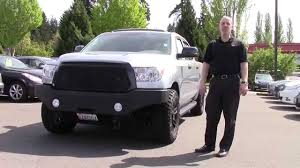 Custom 2010 Toyota Tundra CrewMax review, start up - In 3 minutes ...
