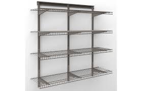 4 shelf wire kit