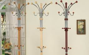 Coat Racks Standing Custom The Best Standing Coat Racks For Home And Office Furniture Wax