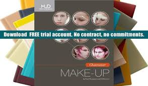 access book make up designory s character make up for ipad
