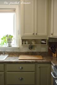 Milk Paint Kitchen Cabinets General Finishes Millstone Painted Kitchen Cabinets The Painted