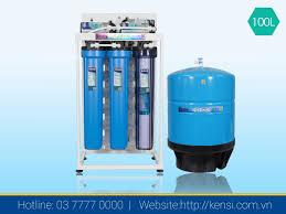 Giá bán máy lọc nước công nghiệp 100LH tại Hà Nội