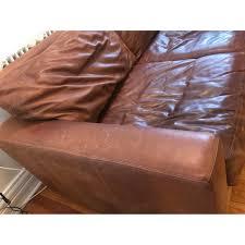 restoration hardware maxwell leather sofa restoration hardware maxwell leather sofa 0