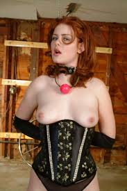 Redheads in bondage sex