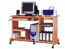 desktop computer furniture. Alpha Computer Table Desktop Furniture F