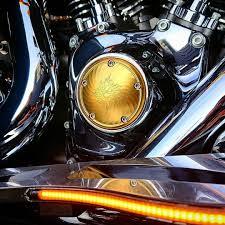 Anubis Tactical Light Bar Trijya Custom Motorcycles Custom Motorcycles Harley