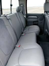 2004 dodge ram 2500 rear interior view