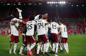 تشكيل آرسنال المتوقع لمباراة مانشستر يونايتد اليوم الأحد 1 نوفمبر في الدوري  الإنجليزي