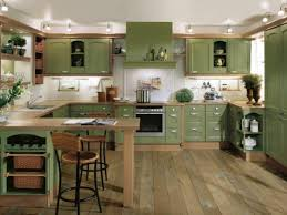 Brilliant Green Painted Kitchen Cabinets Ideas O To Design