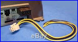 rockford fosgate 4 pin amp amplifier speaker high level input plug rockford fosgate 4 pin amp amplifier speaker high level input plug wire harness