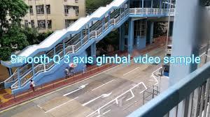 ZhiYun Smooth-Q video sample