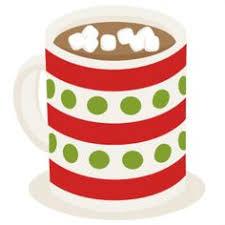 hot chocolate christmas clip art. Fine Hot Cute Hot Chocolate Clipart 1 And Christmas Clip Art T