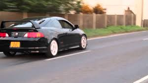 <b>JDM</b> DC5 Type R Fitted with J's Racing 70RR Exhaust system ...
