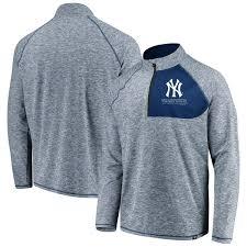 Fanatics Yankees - Jacket New Quarter-zip Made York Branded 2 Move Navy