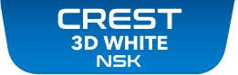 <b>Отбеливающие полоски для</b> зубов Crest 3D White Whitestrips