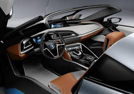 BMW's i8 Spyder concept will become reality - Driving - Plugin ...