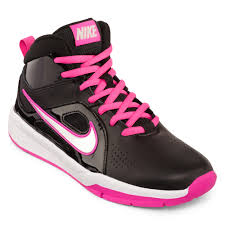 basketball shoes for girls nike black and white. upc 886737776766 product image for girl\u0027s nike team hustle d 6 basketball shoe black/white shoes girls black and white u