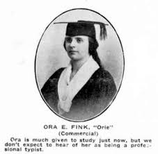 1920 Juniata H.S. Log, Blair County, PA