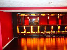 Cool Basement Bar Ideas Modern Basement Cleveland by JM