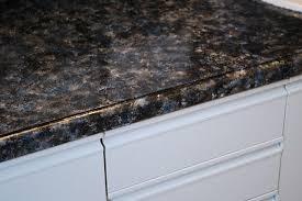 diy faux granite countertops black grey
