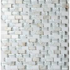 glass and stone mosaic tile glass stone mosaic tile backsplash mother of pearl subway