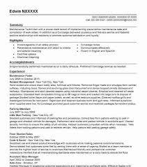 Maintenance Job Resume Objective Maintenance Porter Objectives Resume Objective Livecareer