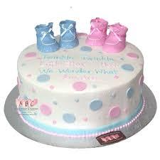 1823 Twinkle Twinkle Gender Reveal Cake Abc Cake Shop Bakery