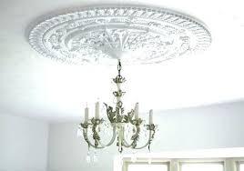 vintage chandelier parts brass