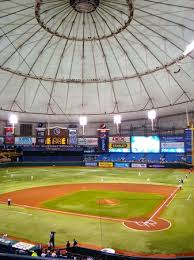 Seating Chart For Tropicana Field St Petersburg Tropicana Field Seating Chart Picture Of Tropicana Field