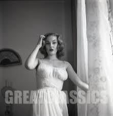 PAMELA CURRAN LINGERIE PINUP MODEL 1960s 2 1/4 CAMERA NEGATIVE ...