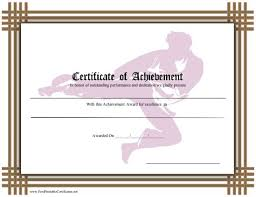 martial arts certificate template martial arts certificate templates 10 free sample templates