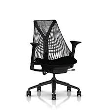sayl office chair. Unique Sayl Herman Miller Sayl Task Chair Tilt Limiter  Stationary Seat Depth  Arms To Office Chair A