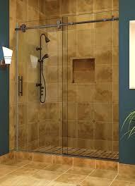 frameless sliding shower door oil rubbed bronze sliding shower doors examples of double doors and sliding