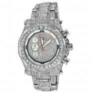 mens diamond watches avianne co octavian collection mens custom diamond watch 25 00 ctw