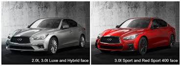 2018 infiniti hybrid. wonderful infiniti 2018 infiniti q50 photo comparison in infiniti hybrid