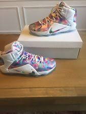 all lebron shoes 1 12. vnds lebron 12 ext prism size 9.5 all shoes 1