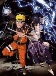 Naruto Vs Sasuke Wallpaper posted by ...