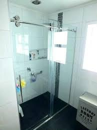 dreamline shower enclosure sliding shower