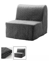 ikea chair bed. Fine Chair IKEA LYCKSELE Chairbed Cover Vallarum Grey COVER ONLY Throughout Ikea Chair Bed