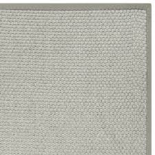 interesting gray sisal rug magnificent safavieh casual natural fiber hand woven silver grey