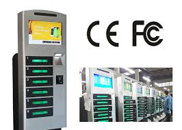 Cell Phone Vending Machine Locations Impressive Remote Control Mobile Phone Charging Station Vending Machines With