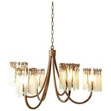 3 x rusty chandelier hanging lamp by annette van egmond for brand van egmond 1980s