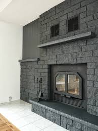 Gray Brick Fireplace How To Update Your Fireplace 5 Easy Ideas Brick Fireplace