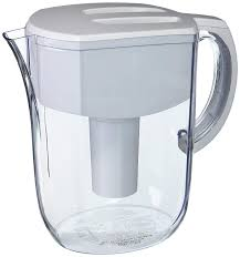 inside brita water filter. I Own One Of These Brita 10-cup Water Filter Pitchers, And Found It A Bit Tricky To Take Apart Clean The Inside. Buried In Review On Amazon Were Inside |